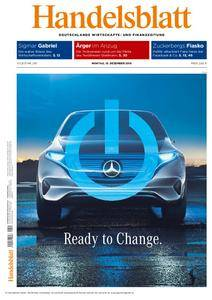 Handelsblatt - 19. Dezember 2016