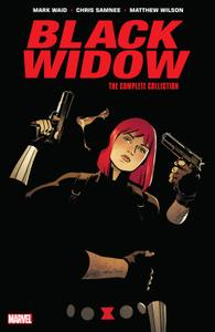 Black Widow by Waid & Samnee-The Complete Collection 2020 Digital Zone