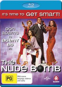 The Nude Bomb (1980) + Extras [w/Commentaries]