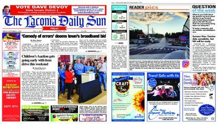 The Laconia Daily Sun – September 04, 2020