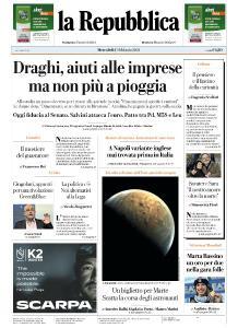 la Repubblica - 17 Febbraio 2021