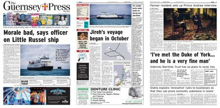 The Guernsey Press – 23 November 2019