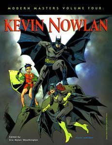 Modern Masters Vol 04 - Kevin Nowlan ArtNet - DCP