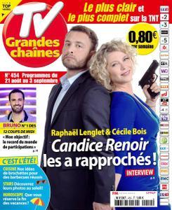 TV Grandes chaînes - 21 Août 2021