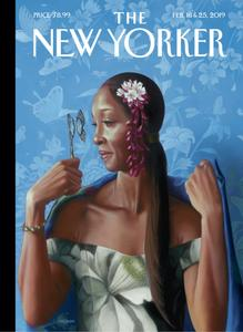 The New Yorker – February 18, 2019