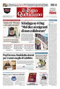 Il Fatto Quotidiano - 6 Agosto 2017