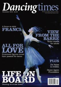 Dancing Times - December 2012