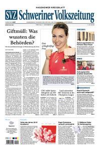 Schweriner Volkszeitung Hagenower Kreisblatt - 07. Dezember 2018