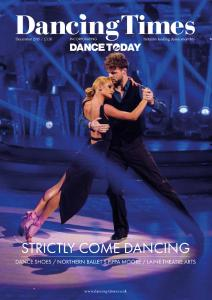 Dancing Times - Issue 1264 - December 2015