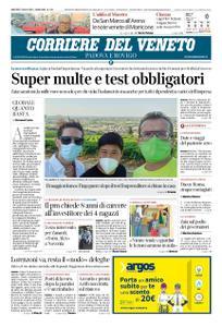 Corriere del Veneto Padova e Rovigo – 07 luglio 2020