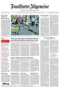 Frankfurter Allgemeine Zeitung F.A.Z. - 16. August 2019