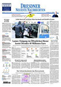 Dresdner Neueste Nachrichten - 19. April 2018