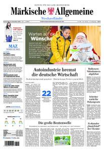 Märkische Allgemeine Westhavelländer - 15. November 2018