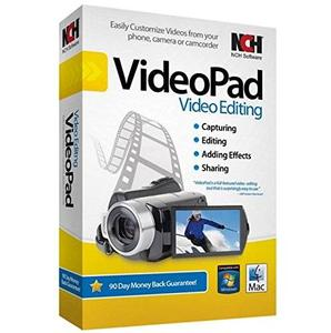 NCH VideoPad Pro 7.31 macOS