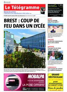 Le Télégramme Brest – 06 septembre 2019