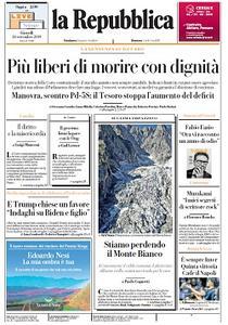 la Repubblica - 26 Settembre 2019