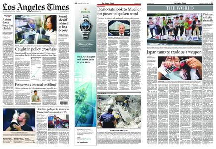 Los Angeles Times – July 22, 2019