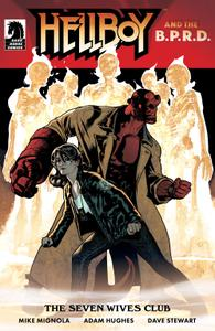 Hellboy and the B P R D-The Seven Wives Club 2020 digital Son of Ultron