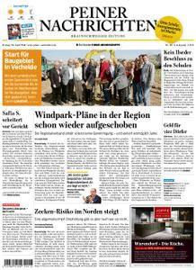 Peiner Nachrichten - 20. April 2018