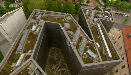 (Arte) Architectures : Le musée juif de Berlin (2011)