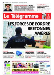 Le Télégramme Guingamp – 10 juin 2020
