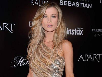 Joanna Krupa at 'Fashion Excellence' event in Warsaw on January 27, 2017