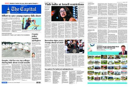 The Capital – August 17, 2019