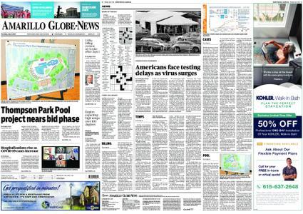Amarillo Globe News – July 09, 2020