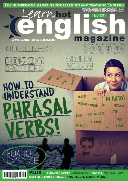 Learn Hot English - Issue 177 - February 2017