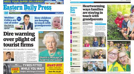 Eastern Daily Press – April 06, 2020
