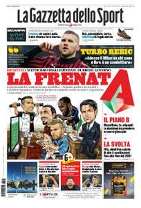 La Gazzetta dello Sport Bergamo – 28 aprile 2020