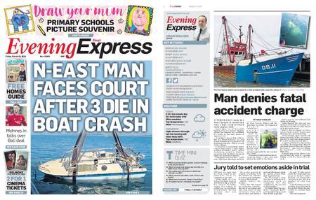 Evening Express – March 29, 2019