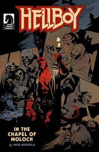 Hellboy - In the Chapel of Moloch 2008 digital Son of Ultron-Empire