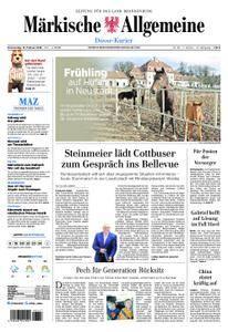 Märkische Allgemeine Dosse Kurier - 15. Februar 2018
