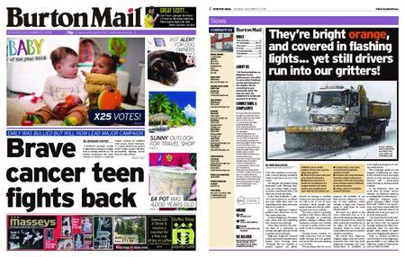 Burton Mail – December 10, 2018