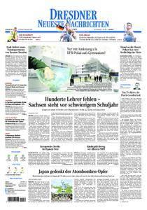 Dresdner Neueste Nachrichten - 10. August 2018