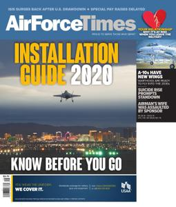 Air Force Times – 19 August 2019