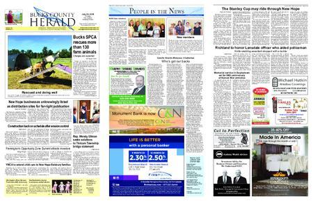 Bucks County Herald – July 24, 2019