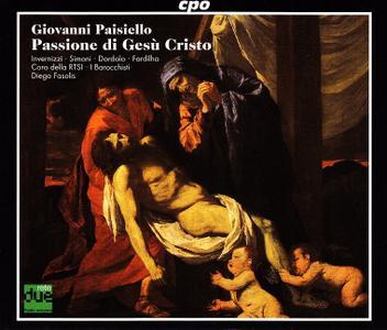 Diego Fasolis, I Barocchisti - Giovanni Paisiello: La Passione di Gesu Cristo (2007)