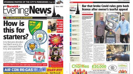 Norwich Evening News – June 17, 2021