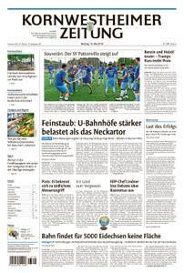 Kornwestheimer Zeitung - 14. Mai 2018