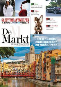 Gazet van Antwerpen De Markt – 20 april 2019