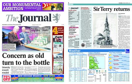 The Journal – October 06, 2018