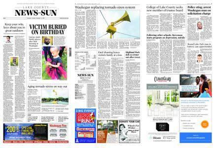 Lake County News-Sun – October 07, 2017