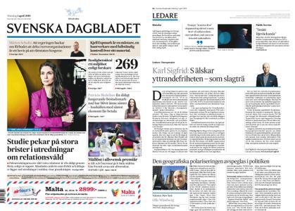 Svenska Dagbladet – 01 april 2019