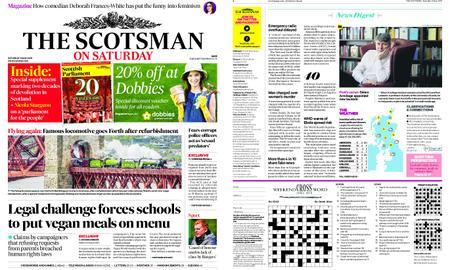 The Scotsman – May 11, 2019
