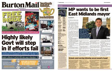 Burton Mail – September 12, 2020