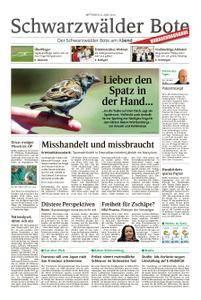 Schwarzwälder Bote Hechingen - 06. Juni 2018