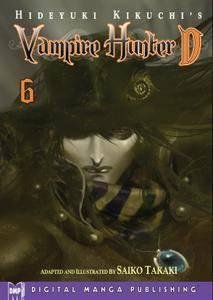 Vampire Hunter D v06 2012 Digital Lovag-Empire