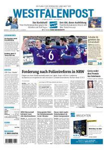 Westfalenpost Wetter - 01. April 2019